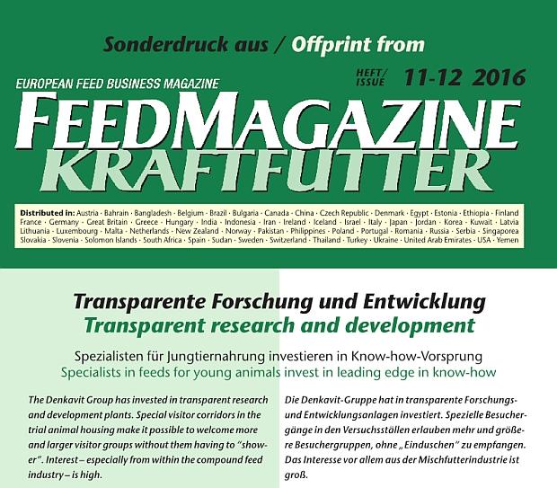 Sonderdruck FeeMagazine 11-12 2016